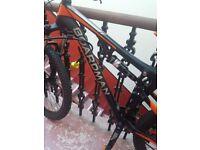 """Boardman Team FS Mountain Bike 18"""" Frame"""