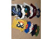 Boys 4-5 yrs clothes