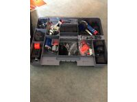 MECCANO kit mechanised crane 7080 age 8-15