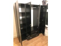 BRAND NEW SLIDING MIRROR CHICAGO WARDROBE Order Same Day For Home Delivery