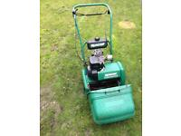 Qualcast classic 35s petrol lawnmower. Spares or repair.