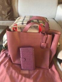 Furla Leather Handbag -Reduced