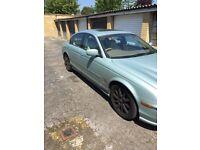 Jaguar s-type 3.0 v6 drive away