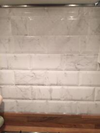 Kitchen/Bathroom tiles