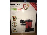 Salter Nutrimax blender 1000W brand new