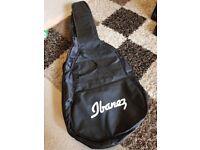 Ibanez acoustic guitar bag