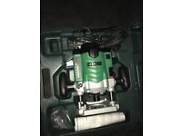 Brand new hitachi m12ve 240v with carry case