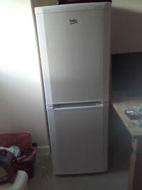 Beko tall fridge freezer