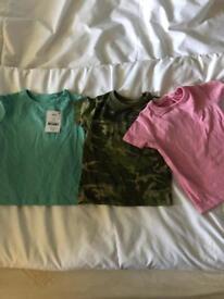Boys next tshirt s