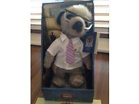 Sergei cuddly toy