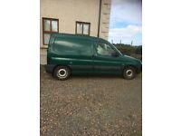 2001 Citroen Berlingo Van for Sale - £600