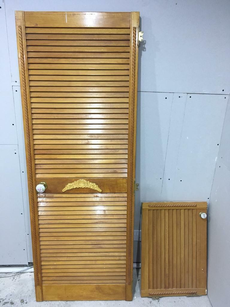 Internal Storage Cabinet Doors