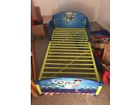 Toy story toddler bed childs kids