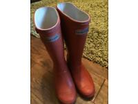 Hunter Wellies Size 1