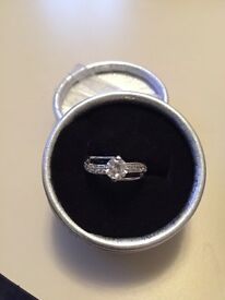 Brand new boxed ladies ring