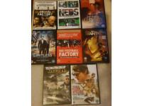 8 action dvds