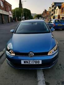 2015 Volkswagen Golf tdi bluemotion