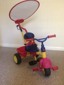 Little Tikes 4 in 1 Trike. Good Condition