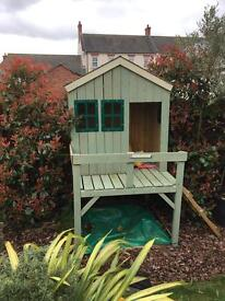 Kids Playhouse TP Toys New Forest Cottage