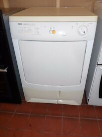 """""""Zanussi"""" ... Condenser tumble dryer..6Kg.. for sale...Can be delivered.."""