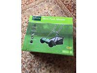 Gardenline 38cm push mower
