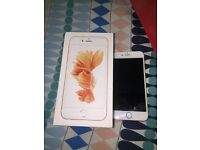 iPhone 6s 16gb Rose gold , still got warranty
