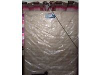 Free king-size silent night mattress
