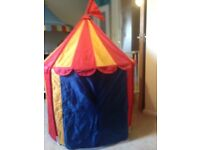 IKEA PLAY TENT £10
