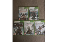 Assassins Creed Games Bundle