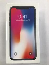Apple iPhone X E.E network 256GB space gray