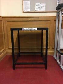 "Challenge Fitness 36"" steel box"