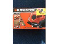 Black and Decker sander and polisher