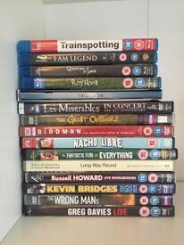 DVD & Blu-Ray Bundle