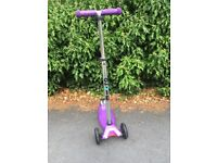 Maxi Micro Scooter -Purple