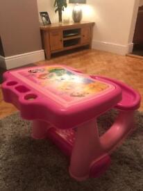 Disney Princess Desk & Seat
