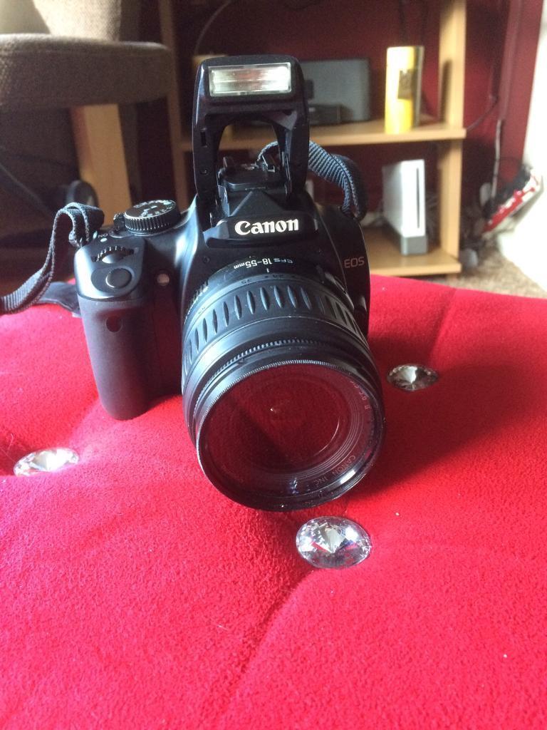 Canon EOS 400D Digital SLR