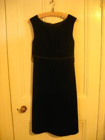 Laura Ashley Dress Black Size UK10 EUR36