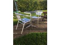 Garden Bistro Table And Chairs