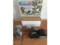 Oxford Oximiser 600 battery optimiser. As new, with packaging