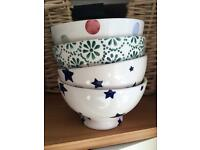 Emma bridgewater, Susie Watson pottery and more!