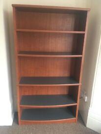 Freestanding Open Display Cabinet
