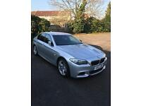 Bmw 520d m sport automatic-12reg-satnav-paddle shift-part exchange welcome