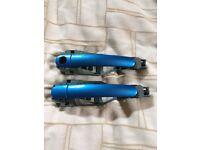 Polo door handles 9n LA5M blue mercato