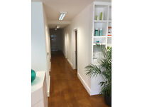 Treatment room to rent in contemporary Hove Clinic
