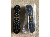 Remote control x 2, virgin media