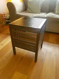 IKEA MOLGER basket / shelf