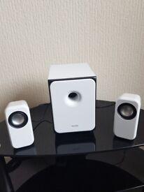 Technika portable speakers