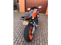 Ktm 1190 rc8 motorbike
