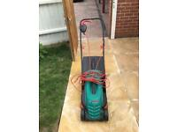 Bosch rotak 320 er lawn mower