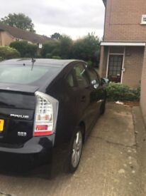 Toyota Prius 2011 - Warranted mileage & never used as a minicab